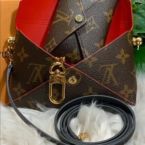 Sold LV  strap only  - Use with Pochette
